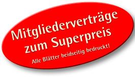 Mitgliederverträge zum Superpreis Bestellschein