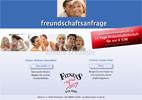 Facebook Freundschaftskampagne Großflächenplakat