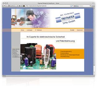 Webdesign Passau Treitmeier Sino Werbeagentur M&W Eging