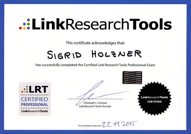 LRT-Zertifikat-SEO-Professional
