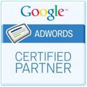 Google Partner Adwords certified