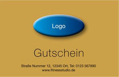 Visitenkarte mit digitalem Code: Mitarbeiter Gold-Card von Werbeagentur M&W Eging
