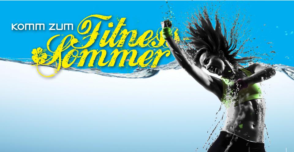 Fitness-Sommer - Sommerkampagne bei M&W Eging