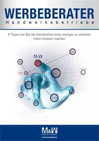 kostenlose e-book Werbeberater Handwerk von Werbeagentur M&W Eging Passau