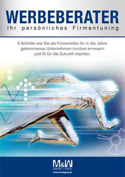 Kostenlose e-book Werbeberater Firmentuning von Werbeagentur M&W Eging Passau