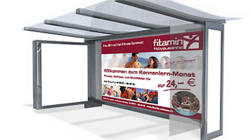 Aussenwerbung Werbeagentur M&W Eging/Passau