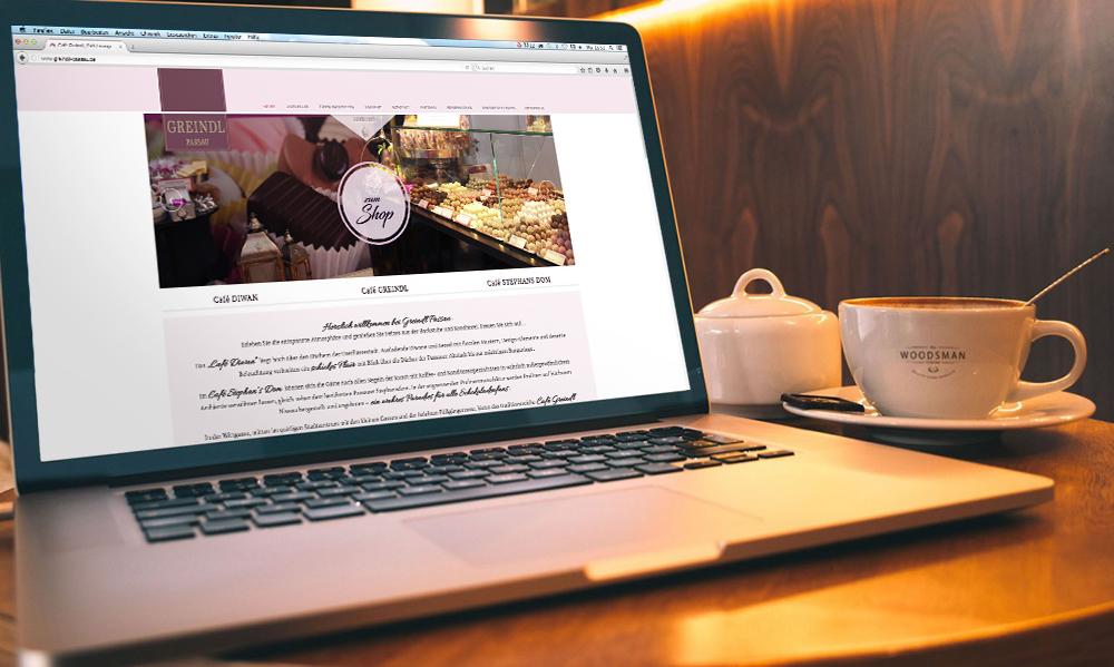 Webdesign und Programmierung Greindl Passau