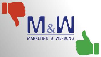 Logo-Check Werbeagentur M&W Eging/Passau