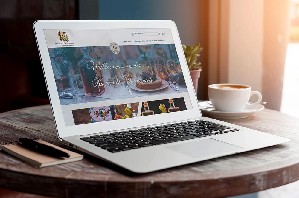 Webdesign und Programmierung Shop Werbeagentur M&W Eging/Passau