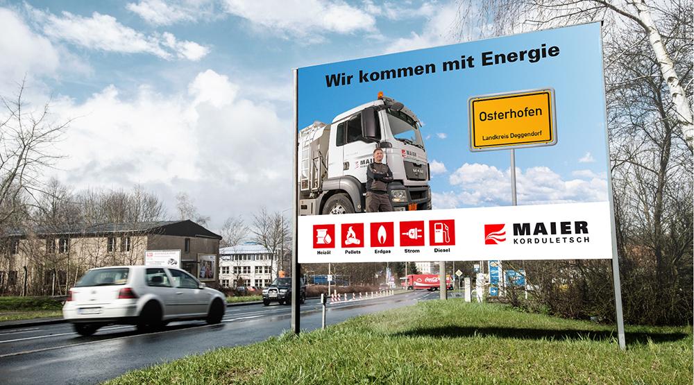 Maier & Korduletsch Plakat