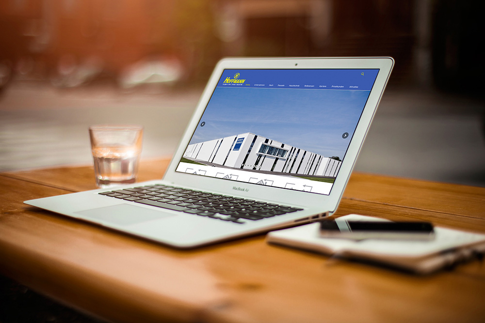 Werbeagentur M&W -Webdesign und Programmierung responsive Hoffmann, Thyrnau