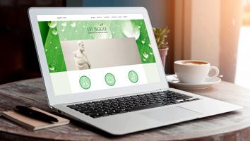 Werbeagentur M&W - 1. Webdesign und Programmierung Website Jeggle