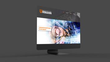 Werbeagentur M&W Webdesign und Programmierung Website Firma Urmann