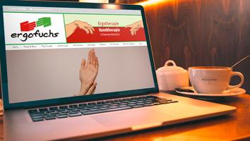 Relaunch Website ergofuchs, Passau - M&W Werbeagentur Eging am See