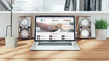 Webdesign und Programmierung Landingpage ITK/ TCenter - M&W Werbeagentur Eging am See