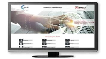 Landingpages und Microsites Werbeagentur M&W Eging/Passau