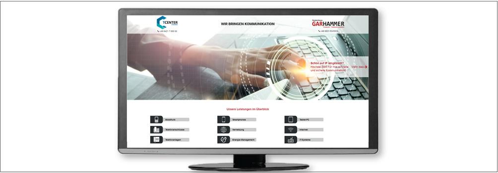 Landingpages und Microsites Werbeagentur M&W Eging Passau