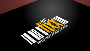 Logogestaltung oisfixx Partyband - M&W Werbeagentur Eging am See