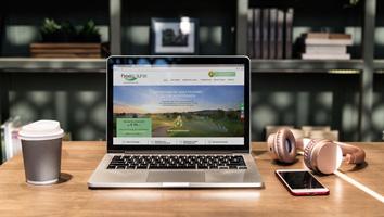 Flexigolf Website - M&W Werbeagentur Eging/Passau