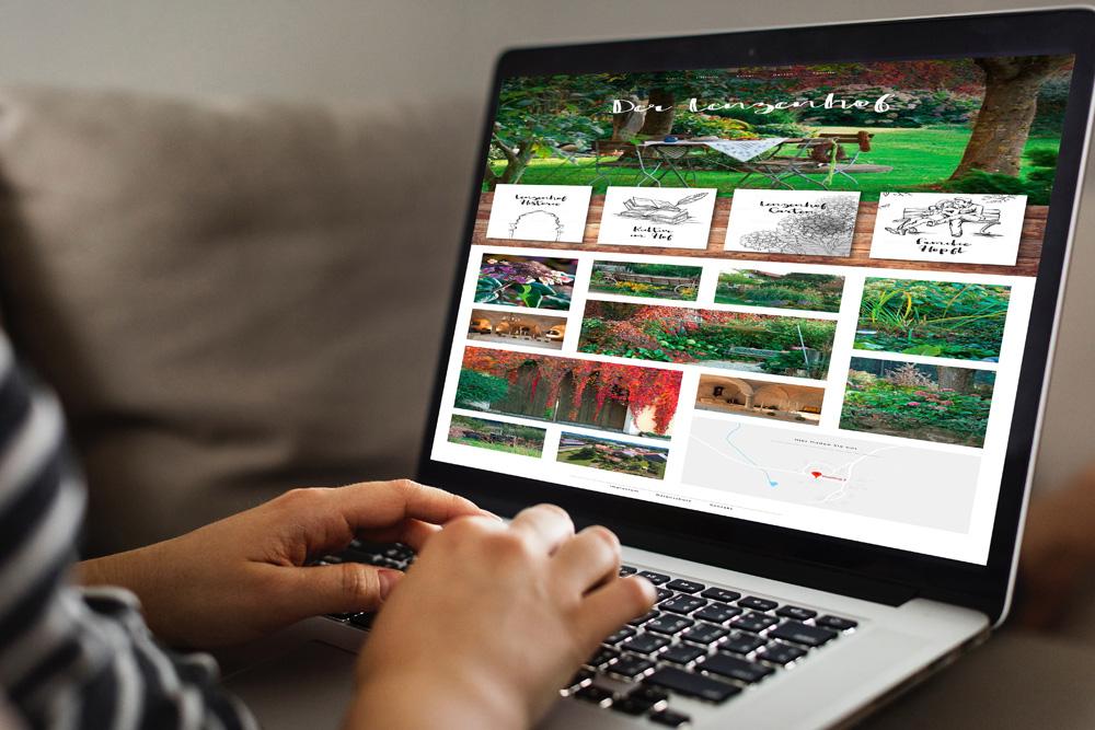 Webdesign und Programmierung Website Lenzenhof   - M&W Werbeagentur Eging/Passau