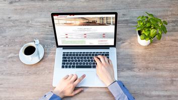Webdesign und Programmierung Website Trockenbau Lobenz - M&W Werbeagentur Eging/Passau
