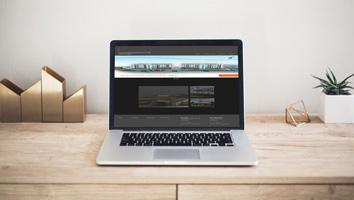 Relaunch Website Architekturbüro Hofmarksrichter - M&W Werbeagentur Eging/Passau
