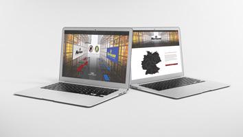 Design und Programmierung Portalseite der Hoffmann Firmengruppe - M&W Werbeagentur Eging/Passau