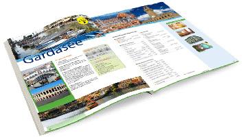 Gestaltung und Druck KB ReiseprospektE - M&W Werbeagentur Eging/Passau