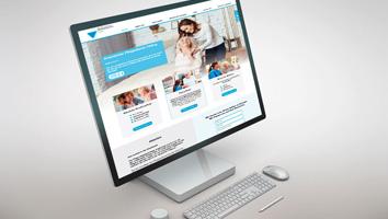 Webdesign und Programmierung Relaunch Website Ambulanter Pflegedienst Tittling - M&W Werbeagentur Eging/Passau