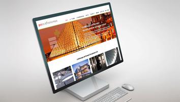 Webdesign und Programmierung Website protec ENERGIEPLUS - M&W Werbeagentur Eging/Passau