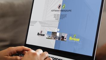 Relaunch Websites der Hoffmann GmbH - M&W Werbeagentur Eging/Passau